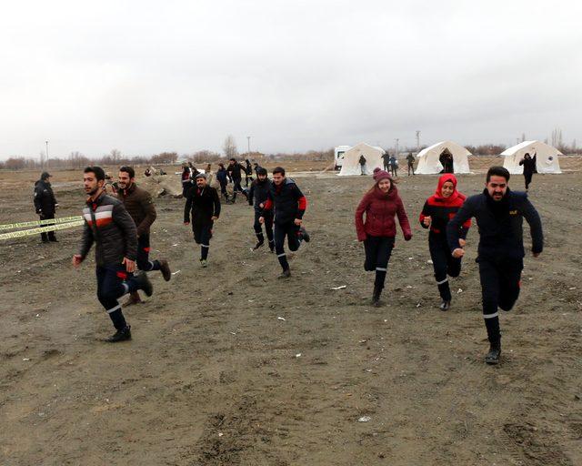 Erzincan Haberleri: Erzincan, 7.9luk depremin yıl dönümünde 4.1lik depremle sallandı 78