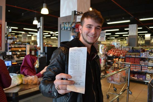 Aksaray Haberleri: Alışverişte ücretli poşet dönemi 38