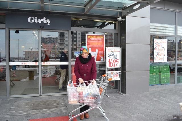 Aksaray Haberleri: Alışverişte ücretli poşet dönemi 78