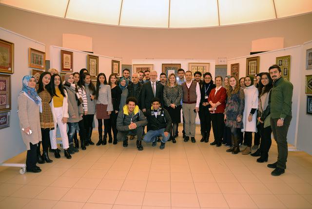 Kaat'ı sanatına Bursa Uludağ Üniversitesi'nden destek