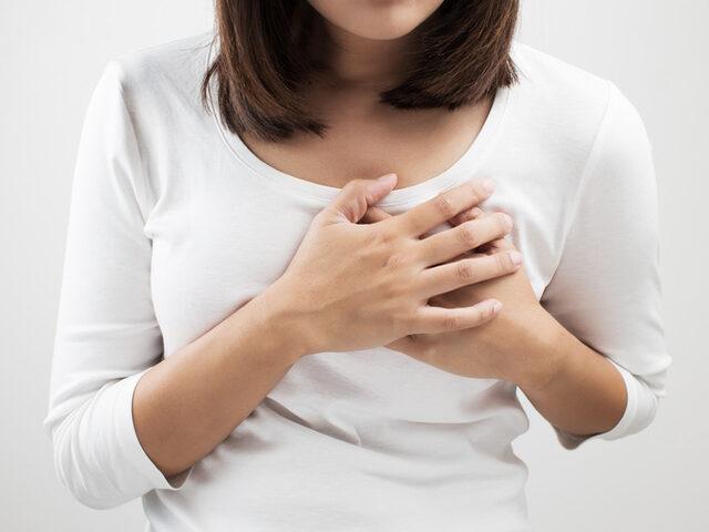 Dikkat Etmeniz Gereken 8 Göğüs Ağrısı
