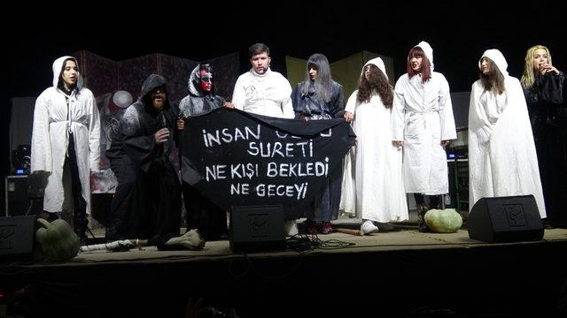 Edirne'de yapılacak 'Bocuk Gecesi'ne kar ertelemesi