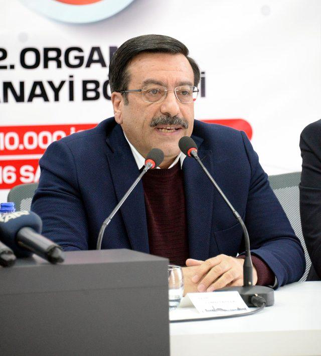 Diyarbakır'da 25 bin kişiye istihdam müjdesi