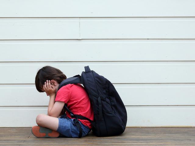 Çocuklarda anksiyete bozukluğunu dikkate alın!