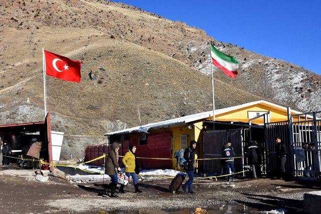 İran sınırındaki Kapıköy Gümrük Kapısı hizmete açılıyor