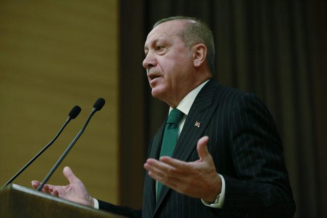 Erdoğan: FETÖ'nün belediyelerdeki son kalıntılarını 31 Mart'ta milletimiz tasfiye edecek