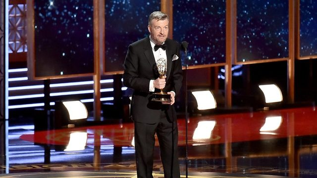 Charlie Brooker'un senaryo dalında 2017 yılında aldığı Emmy ödülü töreninde yaptığı konuşmadan