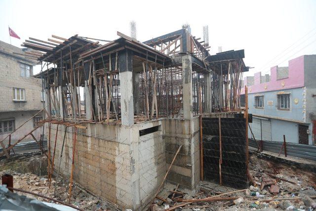 Şahinbey Belediyesi'nden Barış Mahallesi'ne yeni cami