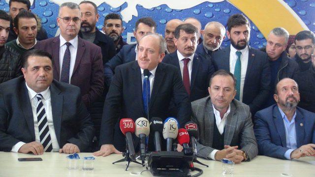 AK Parti Çorum eski İl Başkanına 'şantaj'a tutuklama