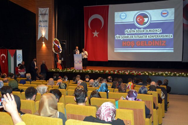 Filistin Büyükelçisi Mustafa: Ticaret ve turizm alanında ilişkileri geliştirmek istiyoruz (2)