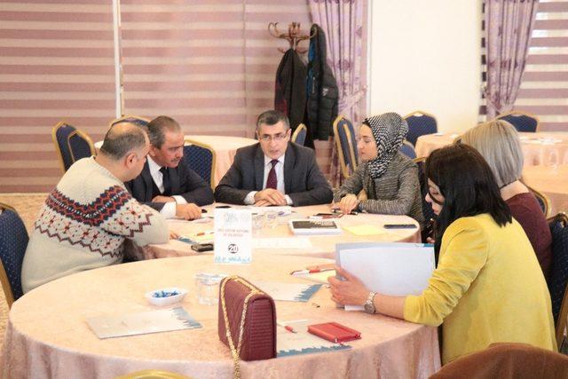 Kırşehir'de 2023 Eğitim Vizyonu Çalıştayı düzenlendi