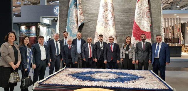 Gaziantep milletvekilleri Hannover'e çıkarma yaptı
