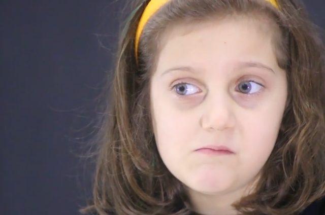Çocuklardan 'şiddet' sorusuna 'Çok üzülürüz' yanıtı