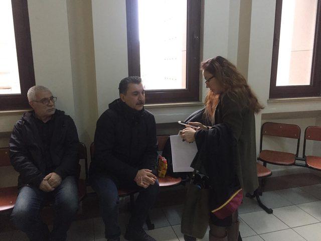 (Ek bilgi ve fotoğraflarla) Gözaltına alınan Ferhat Tunç adliyede