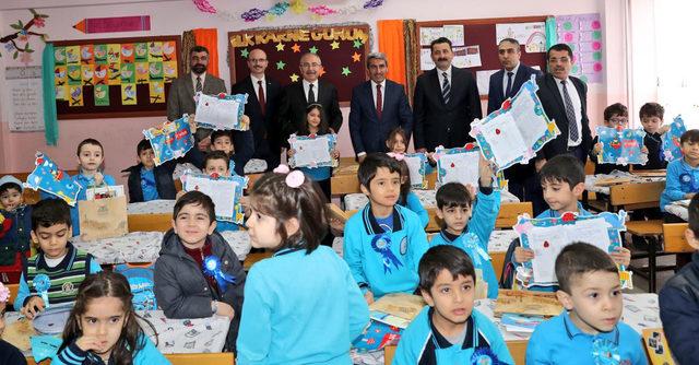 Mardin'de 250 bin öğrenci karne aldı