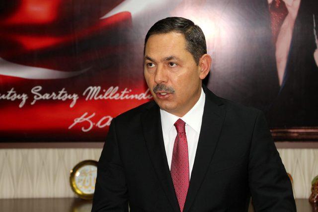 Karadeniz Ereğli Belediye Başkanı AK Parti'den istifa etti