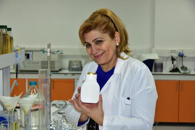 MSKÜ'den patentli şampuanla bir ilk