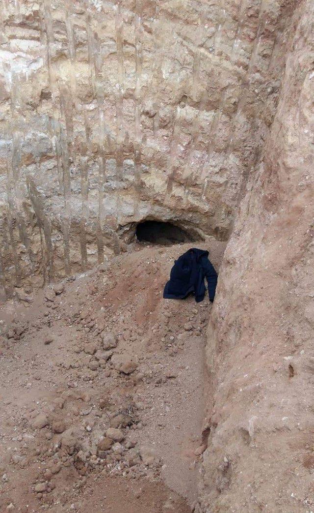 Höyüktepe Tümülüsü'nü tahrip eden 2 defineci tutuklandı