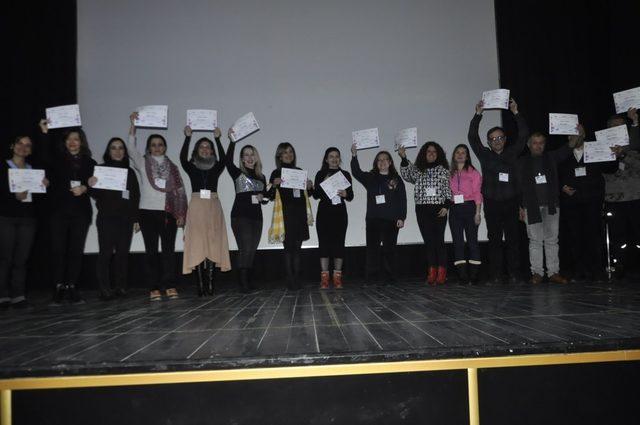 """""""Doğayı, Çocuk Oyunlarını ve Tarihimi Kameraya Aldım Projesi"""" sona erdi"""