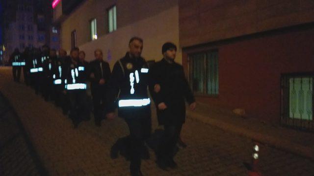 Kayseri'de 'kaçakçılık' operasyonu: 11 gözaltı