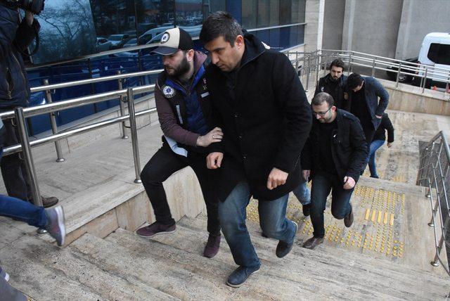 Zonguldak merkezli FETÖ'nün TSK'daki kripto yapılanması operasyonu