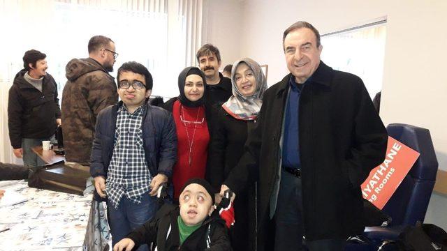 Mehmet Ali, Arka Sokaklar setinde