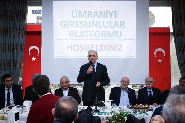 """Yıldırım: """"Cumhur İttifakı Türkiye'nin doğru yolu olacak"""""""