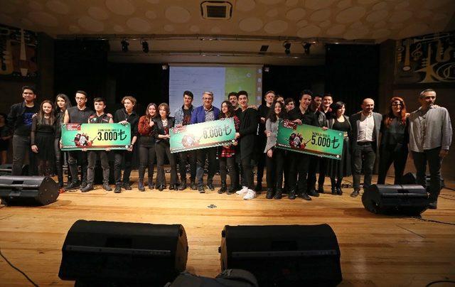 5. Liselerarası Müzik Yarışması sonuçlandı