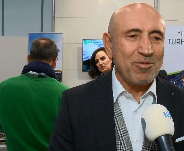 Gayrimenkul sektör temsilcileri Evim Türkiye Fuarı'ndan mutlu ayrıldı