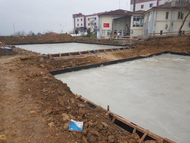 ASM ve 112 İstasyonu inşaatı 6 ayda bitecek