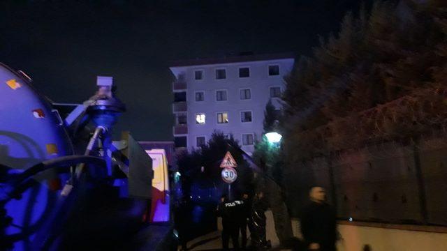 Çekmeköy'de helikopter düştü (3)
