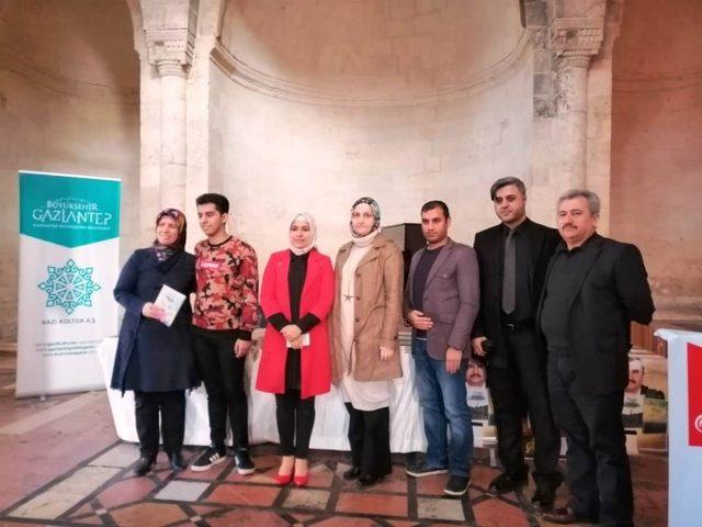 Gaziantepli yazar ve şairler imza gününde buluştu
