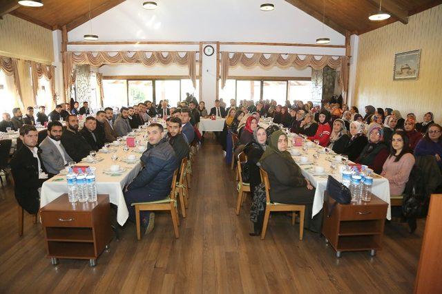 Başkan Fadıloğlu, 10 yıllık hizmetleri anlattı