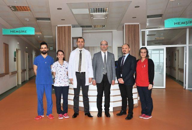 BAÜN Hastanesinde ilk obezite ameliyatı gerçekleştirildi