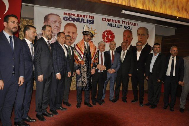 Çevre ve Şehircilik Bakanı Murat Kurum;