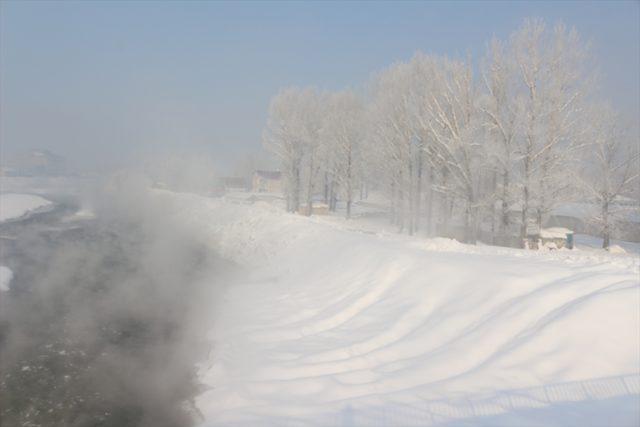 Ağrı'da kış