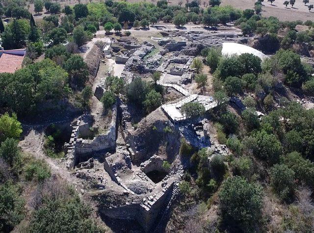 Troya, Assos ve Parion'da kazı süresi bir yıla uzatıldı