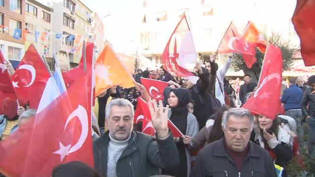 Süleyman Soylu Zeytinburnu'nda konuştu