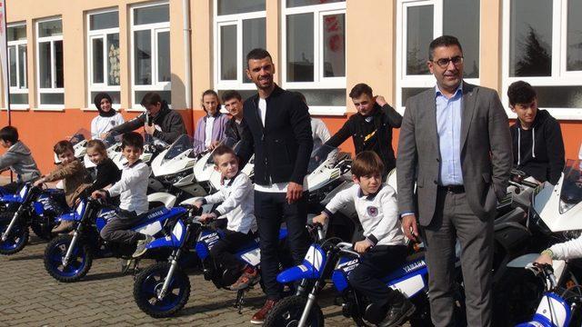 Sofuoğlu genç yetenekler için projesinin startını verdi