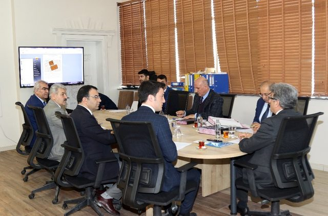 Van Büyükşehir Belediye Meclisi toplantısı yapıldı
