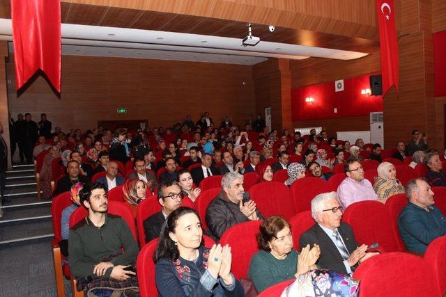 Türk Dünyası Müzik Topluluğu konseri beğeni topladı