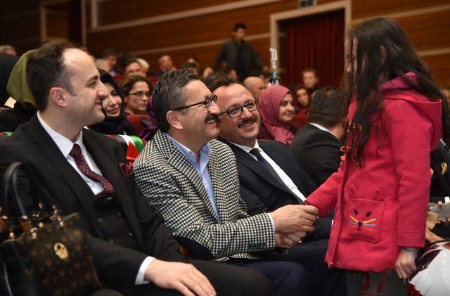 AK Parti Yenimahalle Belediye Başkan adayı Tiryaki: