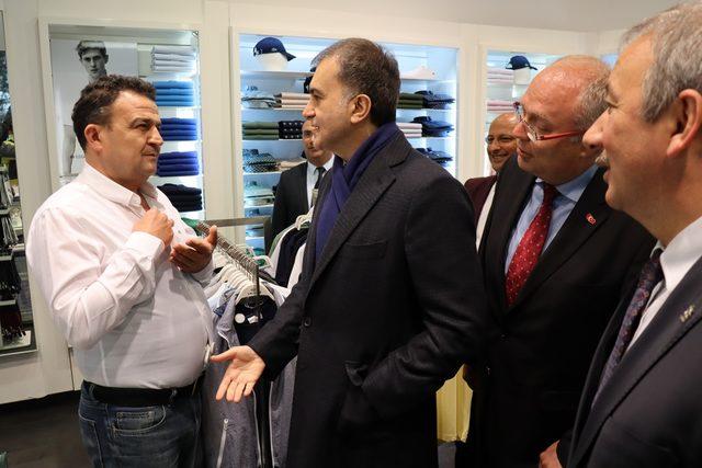 Ömer çelik, CHP'li Muğla ve Bodrum belediyelerini eleştirdi