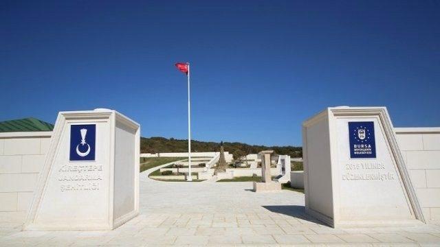 Çanakkale'de en çok şehit Bursa'nın dağ yöresinden