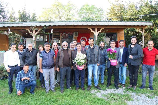 Bodrum'a begonvil festivali geliyor