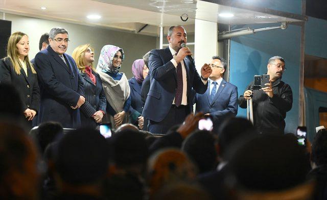 Adalet Bakanı Abdulhamit Gül, Gaziantep'te