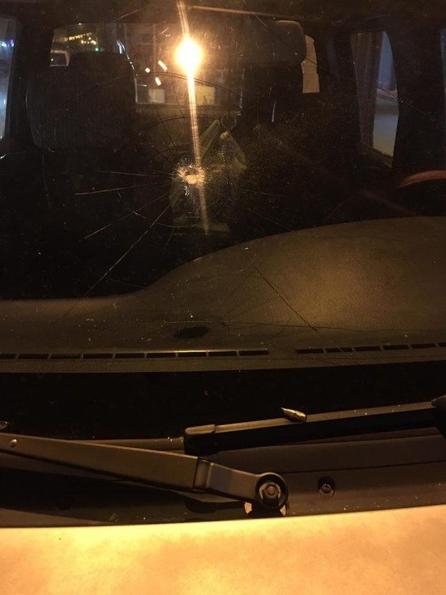 Kamışlı'daki kutlamanın yorgun mermileri Nusaybin'e düştü