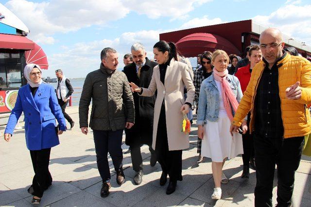 AK Parti Genel Başkan Yardımcısı Karaaslan'dan Trump'ın Golan Tepeleri açıklamasına tepki