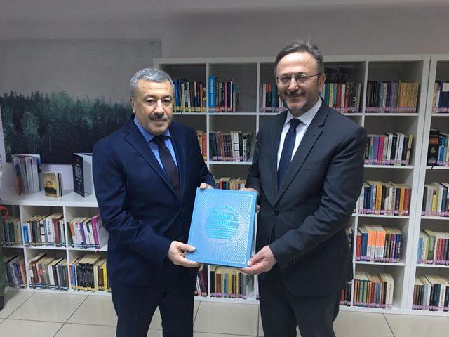 İstanbul Emniyet Müdürlüğü'ne kütüphane açıldı