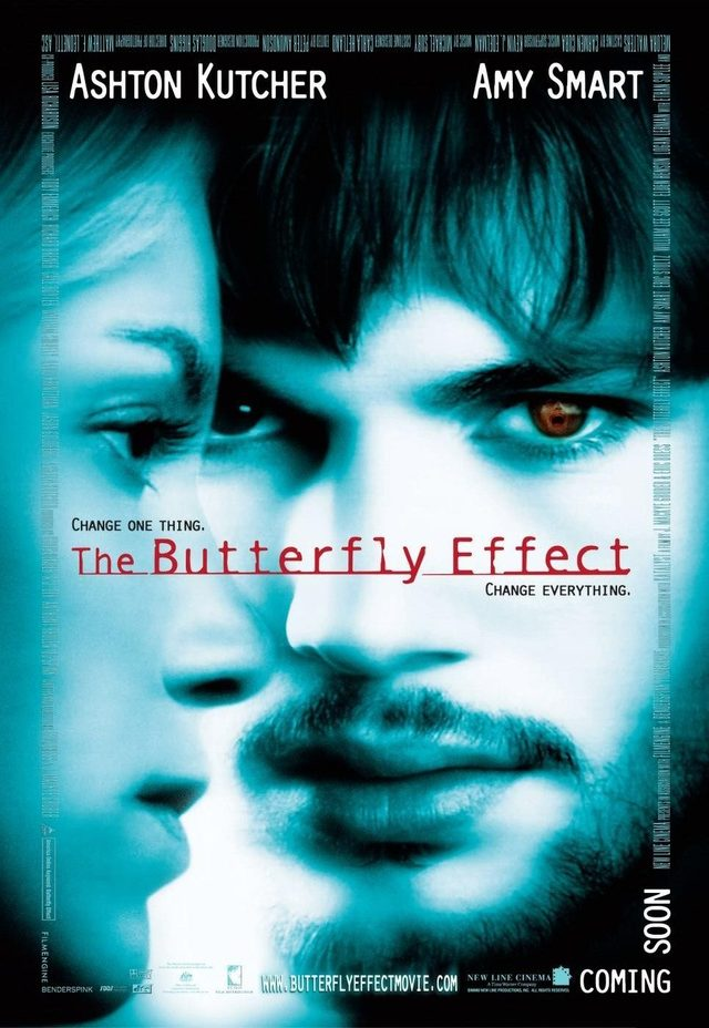 The Butterfly Effect - Kelebek Etkisi